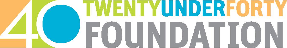Top 20 Under 40 Foundation Logo
